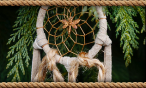 Dreamcatcher w. Border 1 of 3