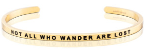 Not_All_Who_Wander_Are_Lost_bracelet_-_gold