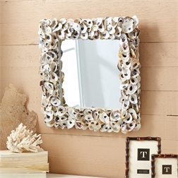 Two's Company Oyster Mirror